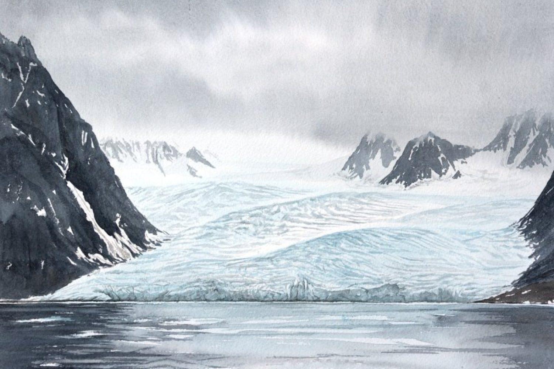Seligerbreen - Svalbard 2017